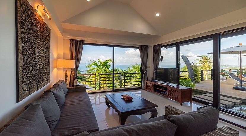 A vendre villa + appartements Bophut Koh Samui0042