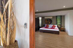 A vendre villa + appartements Bophut Koh Samui0044