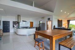 A vendre villa + appartements Bophut Koh Samui0046