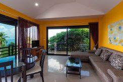 A vendre villa + appartements Bophut Koh Samui0053
