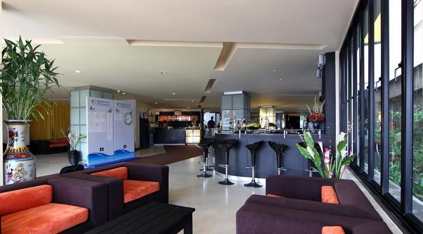 A vendre Hôtel boutique+blanchisserie Maenam Koh Samui