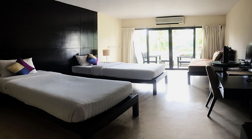A vendre Hôtel boutique+blanchisserie Maenam Koh Samui0016