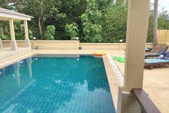 A vendre Bangrak villa Koh Samui 0009
