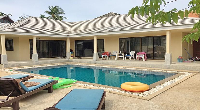 A vendre Bangrak villa Koh Samui 0016