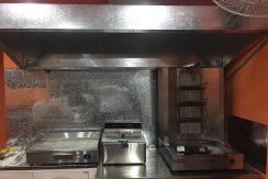 A vendre restaurant Chaweng Koh Samui snack kebab 0011