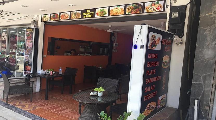 A vendre restaurant Chaweng Koh Samui snack kebab 0013