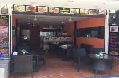 A vendre restaurant Chaweng Koh Samui snack kebab
