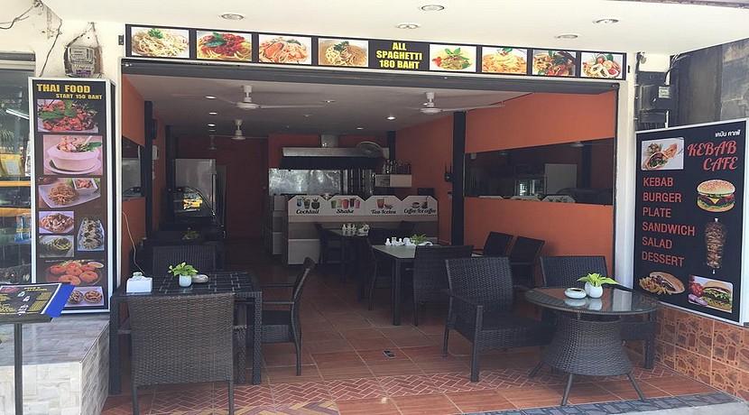 A vendre restaurant Chaweng Koh Samui snack kebab 0018