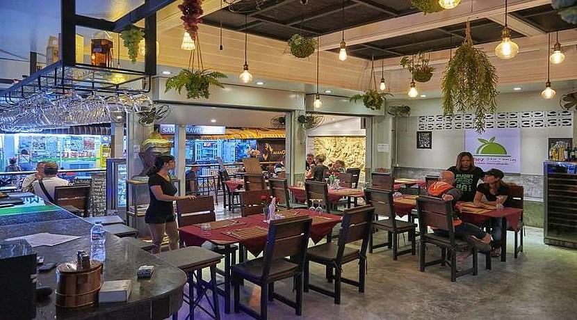 A vendre restaurant Lamai Koh Samui 0001