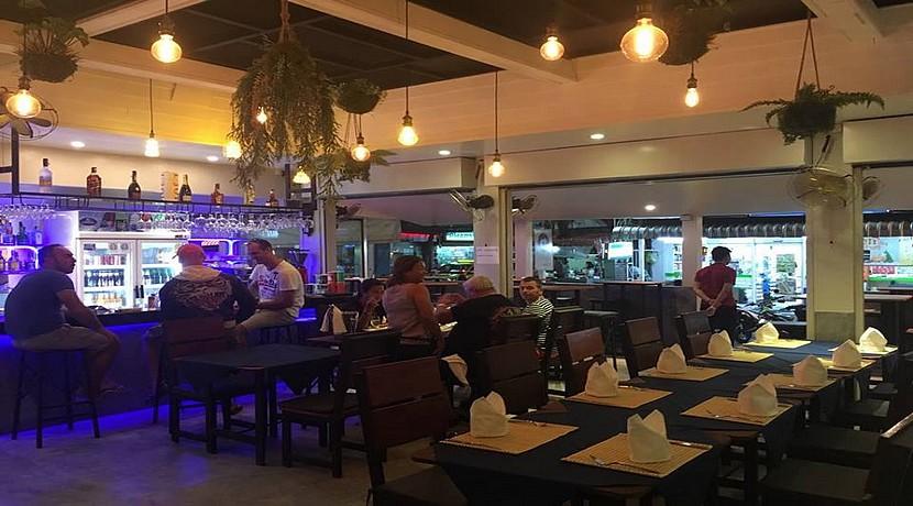 A vendre restaurant Lamai Koh Samui 0005