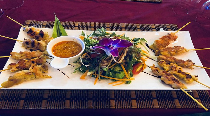 A vendre restaurant Lamai Koh Samui 0011