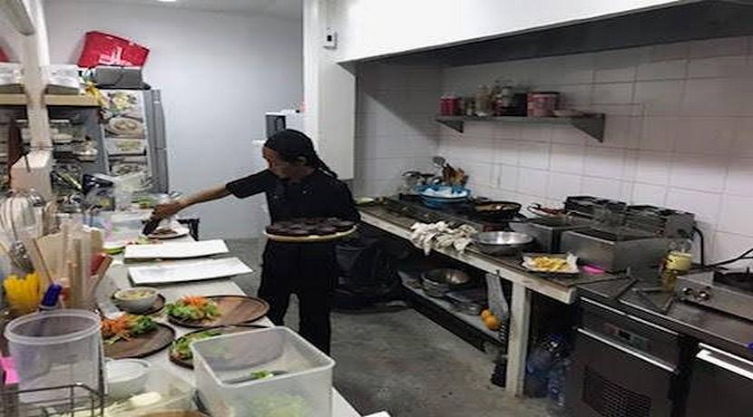 A vendre restaurant Lamai Koh Samui 0016