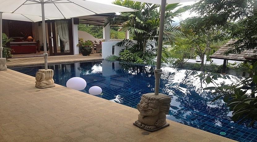 A vendre villa Bophut Koh Samui 0002