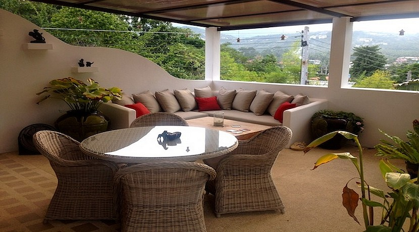 A vendre villa Bophut Koh Samui 0008