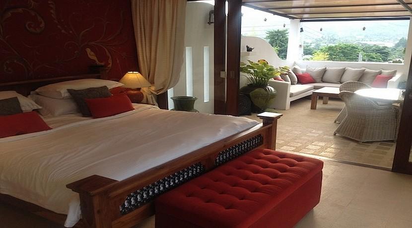A vendre villa Bophut Koh Samui 0016
