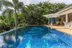 A vendre villa Bophut Koh Samui