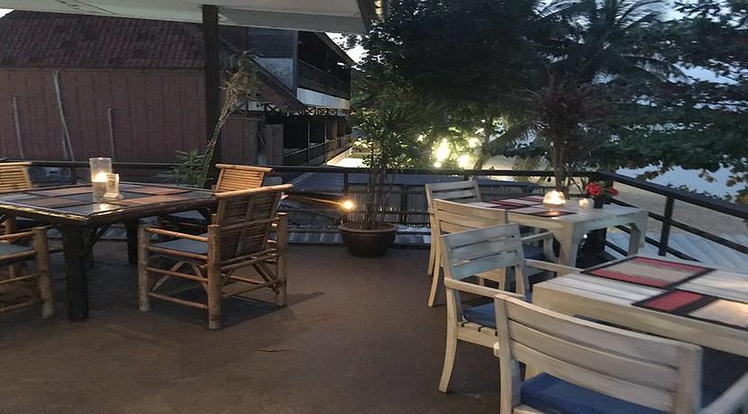 A vendre restaurant Koh Samui Boput 0005