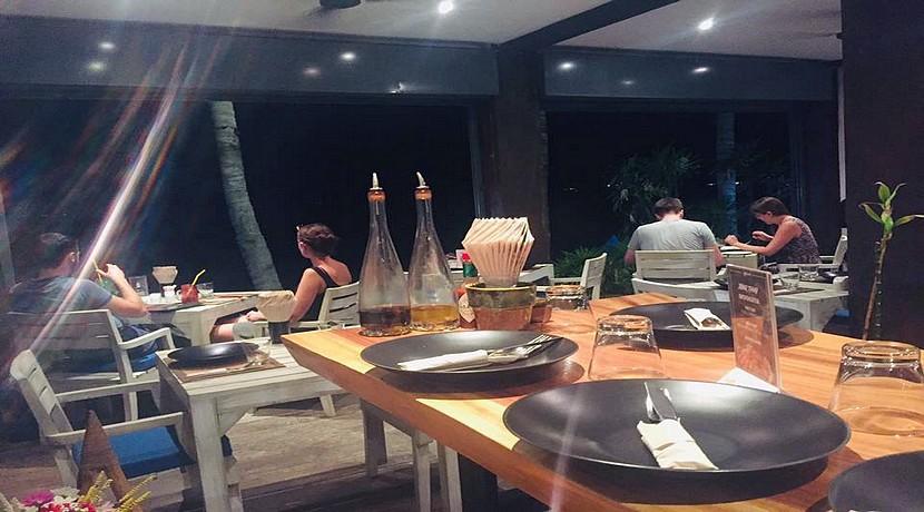 A vendre restaurant Koh Samui Boput 0006