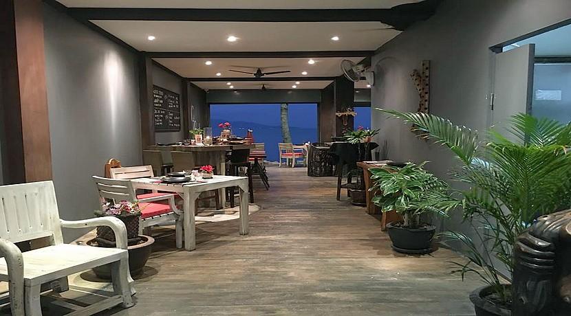 A vendre restaurant Koh Samui Boput 0007