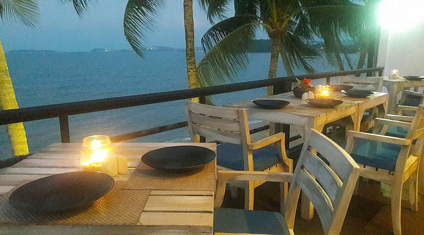 A vendre restaurant Koh Samui Boput 0009