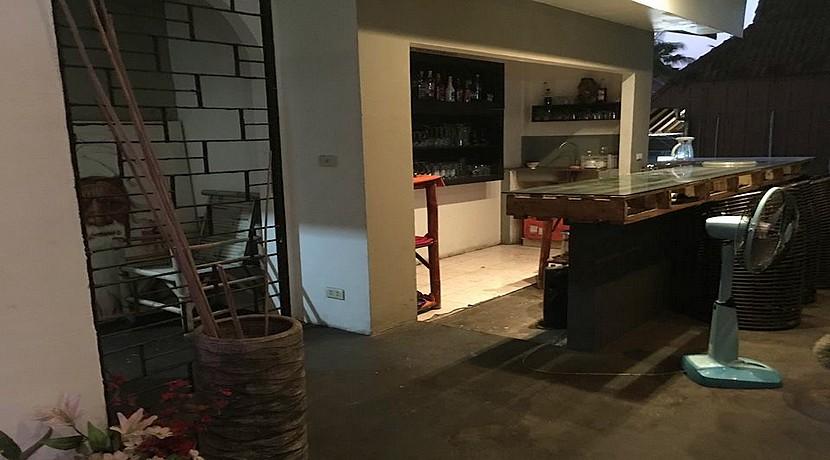 A vendre restaurant Koh Samui Boput 0015