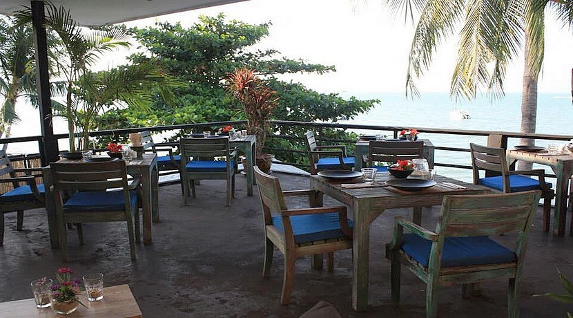 A vendre restaurant Koh Samui Boput 0022