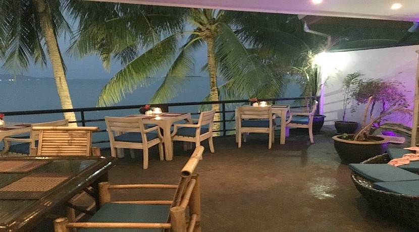A vendre restaurant Koh Samui Boput 0025