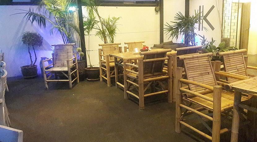 A vendre restaurant Koh Samui Boput 0026