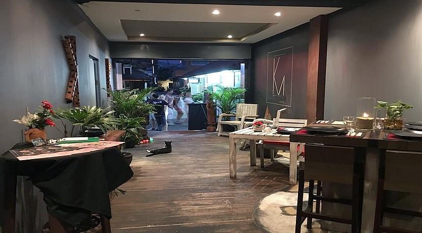 A vendre restaurant Koh Samui Boput 0027