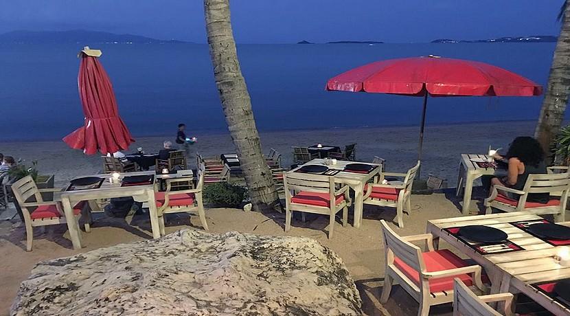 A vendre restaurant Koh Samui Boput 0028