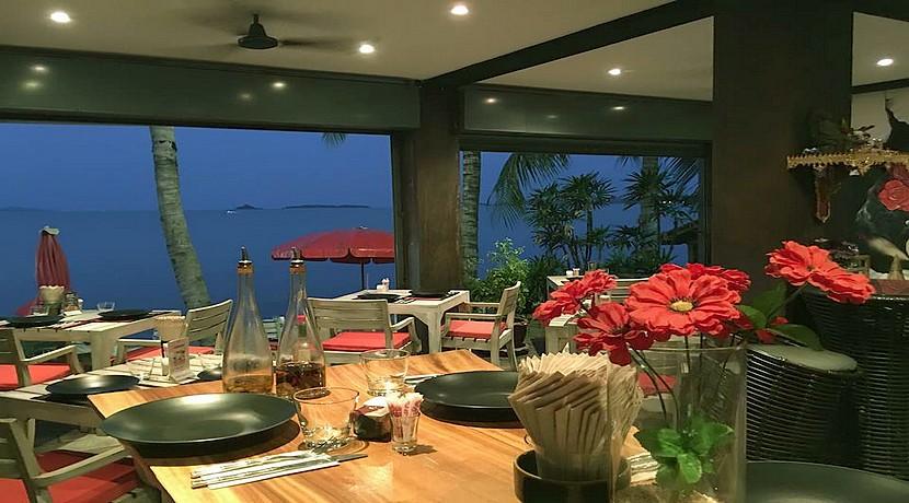 A vendre restaurant Koh Samui Boput 0030