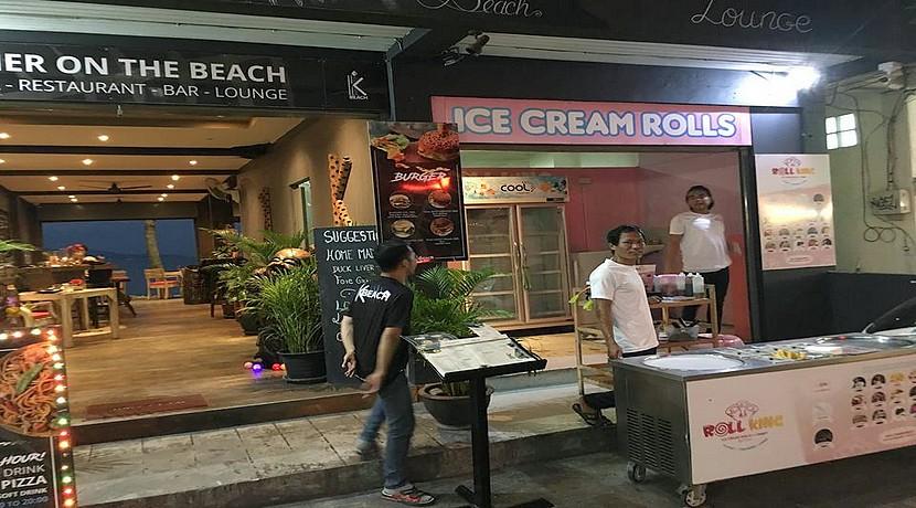 A vendre restaurant Koh Samui Boput 0031