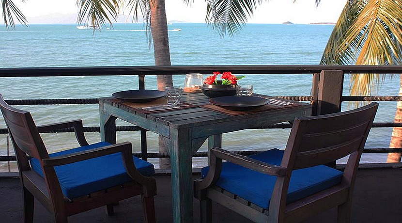 A vendre restaurant Koh Samui Boput 0036