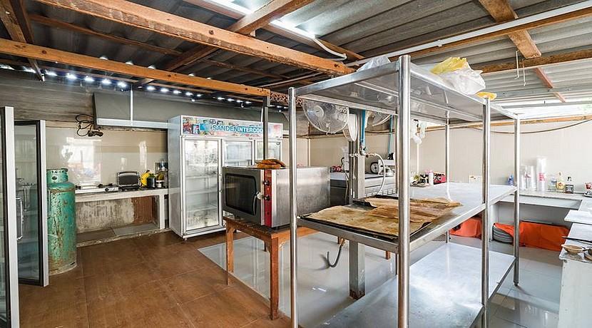A vendre restaurant boulangerie Koh Samui0006