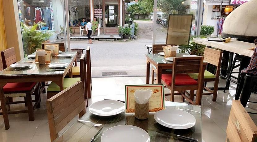 A vendre restaurant boulangerie Koh Samui0012