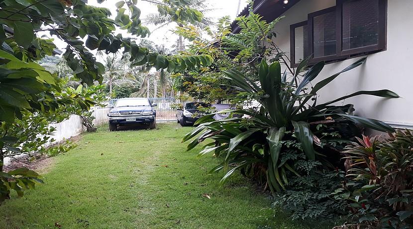 A vendre villa Laem Set Koh Samui 0009