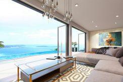 Villa moderne Koh Samui Chaweng Noi 0003