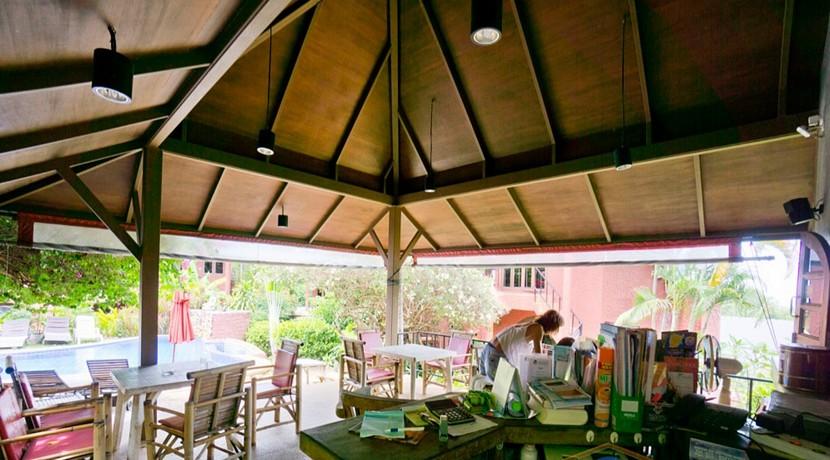 Resort Maenam Koh Samui à vendre 0001