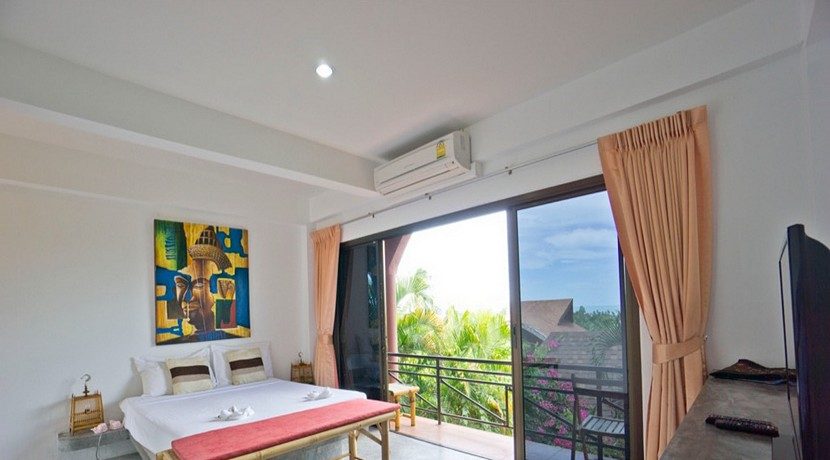 Resort Maenam Koh Samui à vendre 0002