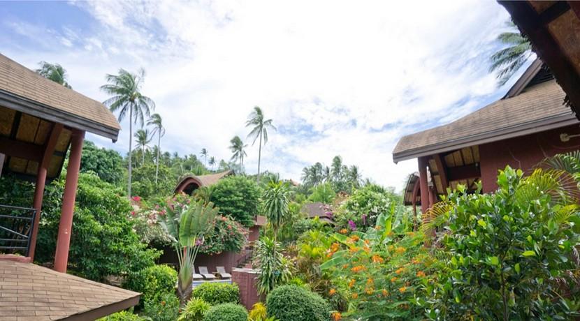 Resort Maenam Koh Samui à vendre 0003