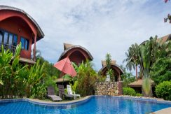 Resort Maenam Koh Samui à vendre 0006