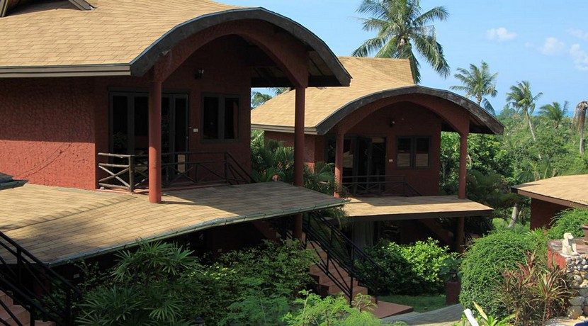 Resort Maenam Koh Samui à vendre 0008