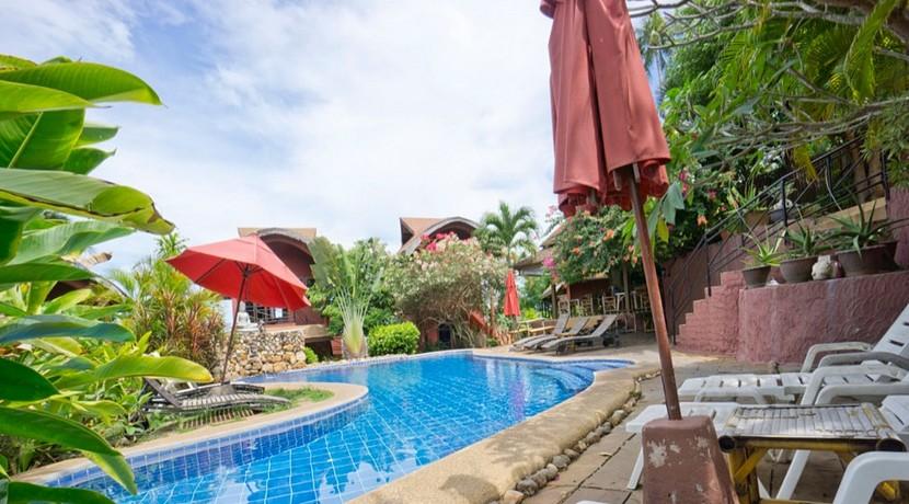 Resort Maenam Koh Samui à vendre 0011