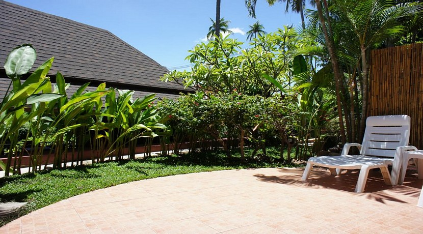 Resort Maenam Koh Samui à vendre 0023