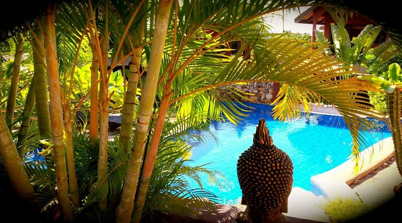 Resort Maenam Koh Samui à vendre 0028