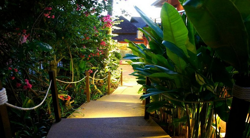 Resort Maenam Koh Samui à vendre 0029