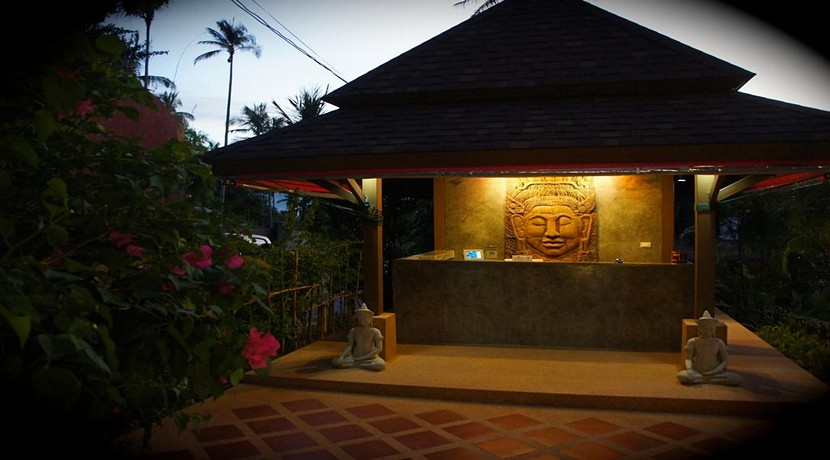 Resort Maenam Koh Samui à vendre 0031