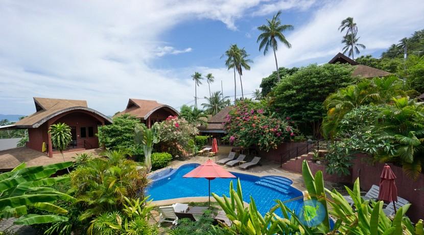 Resort Maenam Koh Samui à vendre 0033