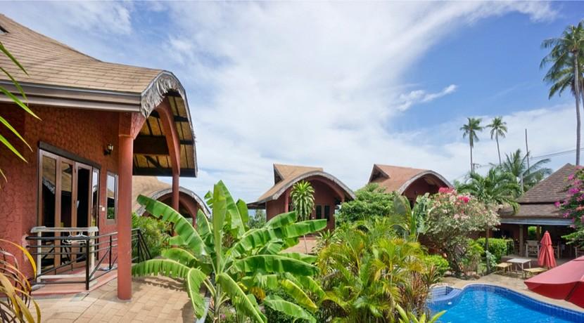 Resort Maenam Koh Samui à vendre 0034