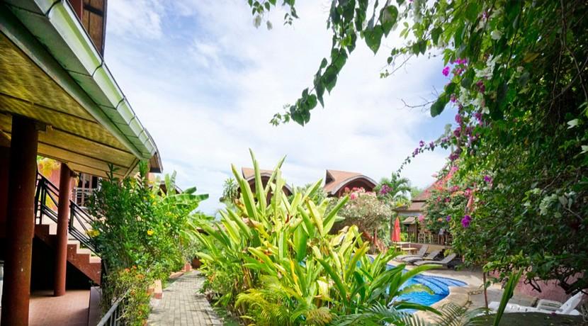 Resort Maenam Koh Samui à vendre 0035